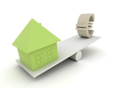 Calo drammatico nella concessione dei mutui