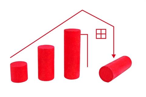 Mutui: -18% nel terzo trimestre 2011