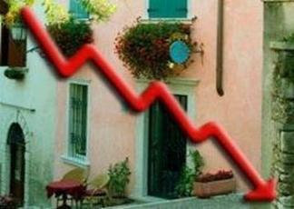 Immobili nonostante prezzi fermi: vendite in calo nel 2011