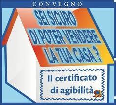 Certificato di agibilità