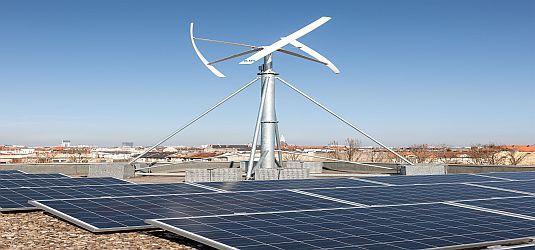 Le abitazioni che producono energia