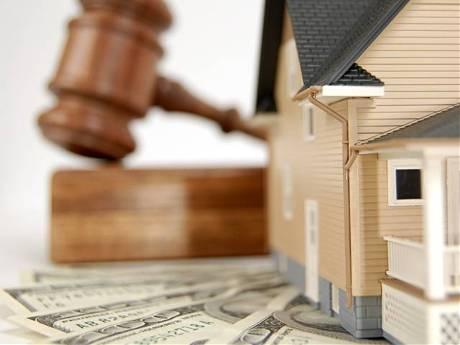 Boom dei pignoramenti immobiliari nel 2012